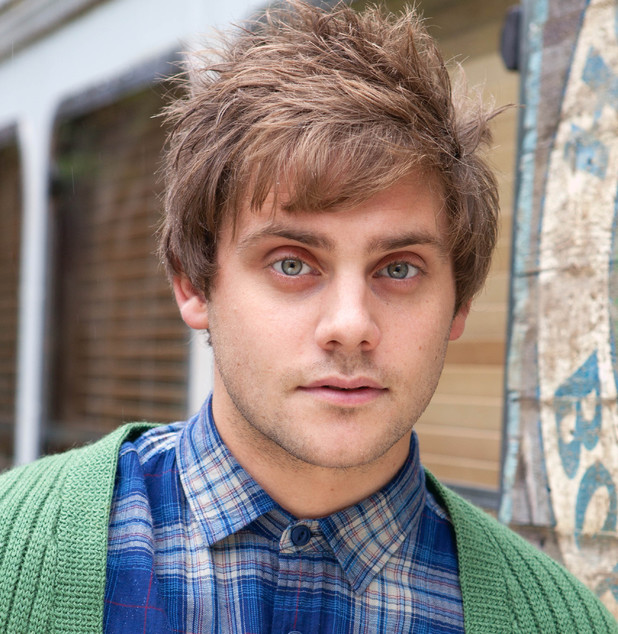 James Atherton as Will Savage in Hollyoaks