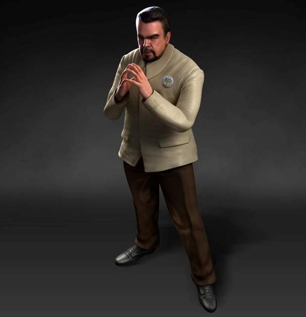 007 Legends: Hugo Drax
