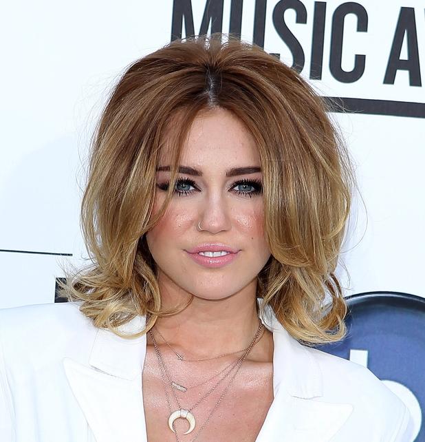 Miley Cyrus 2012 Billboard Music Awards, held at MGM Grand Garden Arena - Arrivals Las Vegas, Nevada - 20.05.12 Mandatory Credit: Judy Eddy/WENN.com