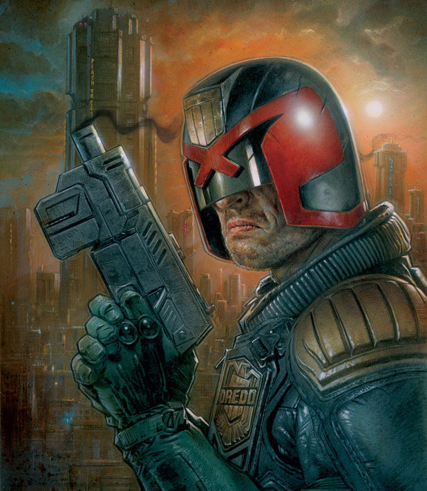 &#39;Dredd 3D&#39; digital comics prequel