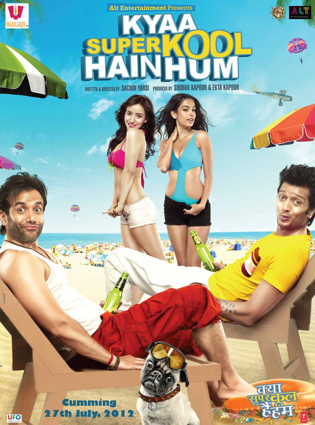 'Kya Super Kool Hain Hum' poster