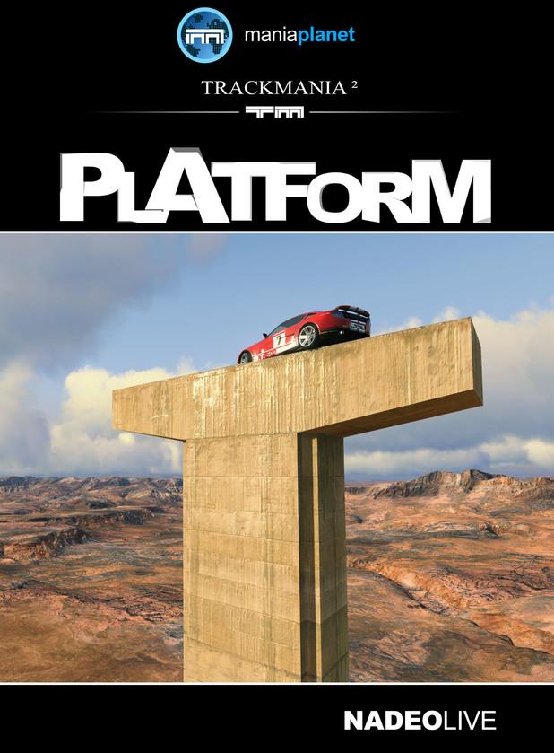 Trackmania 2 Canyon 'Platform' DLC
