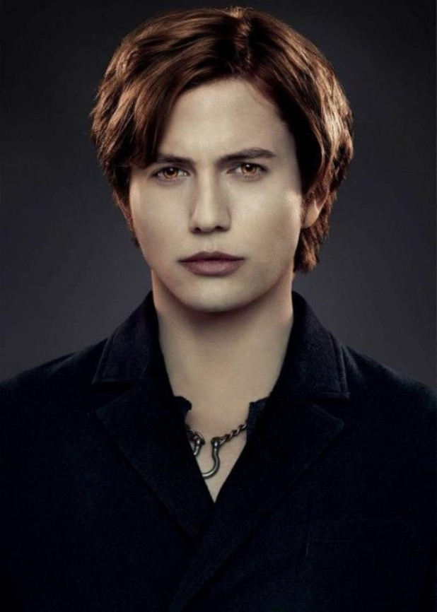 Jackson Rathbone as Jasper.