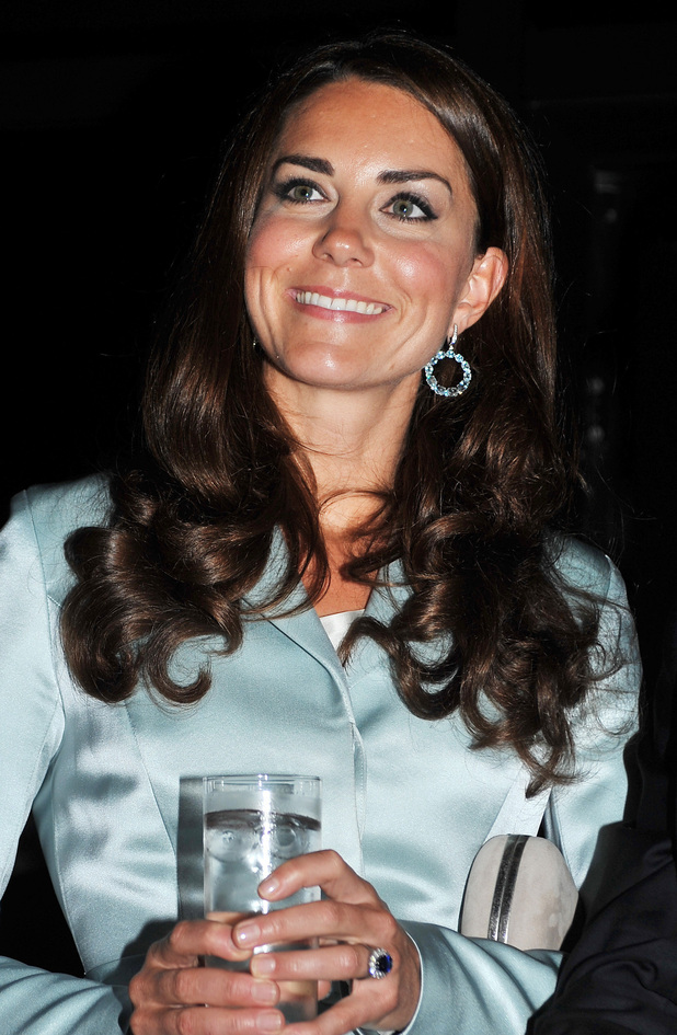 Kate Middleton Opening