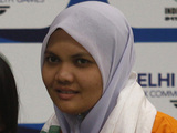 Olympian Nur Suryani Mohamed Taibi 