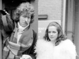 Mary Tamm stars as Romana alongside Tom Baker in Dr Who, 1978