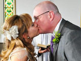Paddy and Rhona are wed