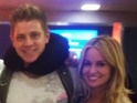Jef Holm posts a photo suggesting he's flying to Africa with Emily Maynard.