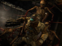 Dead Space 3 developer wanted to capture moments of fear with the Kinect camera.