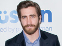 Jake Gyllenhaal says he's glad that he hasn't had to train hard for his new role.