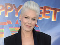 "Pink says talent show viewers would ""hate"" her, only Simon Cowell can be honest."