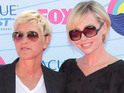 Ellen DeGeneres and her wife insist that they have no plans to become parents.