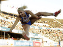 The triple-jumper Voula Papachristou has been kicked out of the Greek Olympic team.