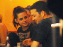Intimate pictures of Kristen Stewart and Rupert Sanders dining together re-emerge.