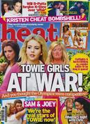 Heat magazine, July 31