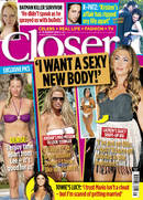 Closer magazine July 31