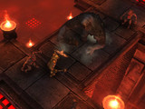 Still from the ORC: Vengeance iPhone game