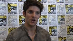 Merlin stars and producer on movie trilogy