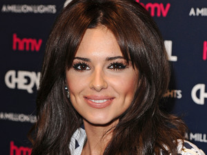 Cheryl Cole A Million Lights album signing