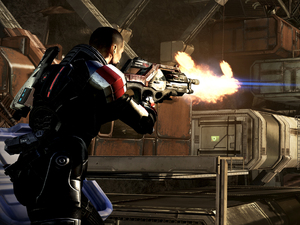 &#39;Mass Effect 3&#39; &#39;Leviathan&#39; DLC announcement screenshot