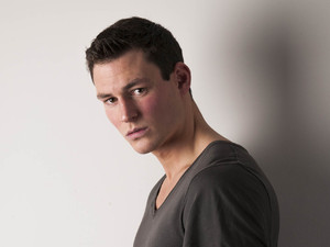 James Farrar as Liam Gilmore in Hollyoaks