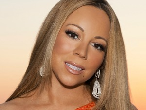 Mariah Carey official headshot for American Idol judging panel.