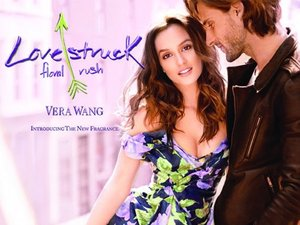 Leighton Meester fronts new Vera Wang fragrance ad