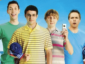NEW VERSION The Inbetweeners Movie - US poster - replaces June 9 version