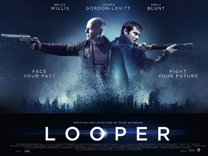 Looper film poster