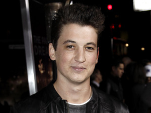 Miles Teller, February 2012