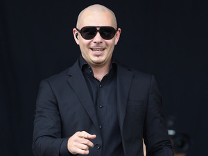 Pitbull Barclaycard Wireless Festival 2012 - Day 3 London, England - 08.07.12 Mandatory Credit: WENN.com