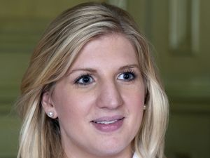 Rebecca Adlington. (Frankie Boyle) Rebecca Adlington, London, Britain - 02 Aug 2011
