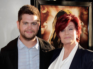 "Kelly Osbourne, Jack Osbourne, and mother Sharon Osbourne Screening of ""God Bless Ozzy Osbourne"" to Benefit The Musicares Map Fund at the ArcLight Cinerama Dome Hollywood, California - 22.08.11 Mandatory Credit: Brian To/WENN.com"