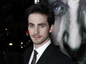 "Cast member Colin O'Donoghue arrives at the premiere of ""The Rite"" in Los Angeles on Wednesday, Jan. 26, 2011."
