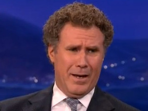 Will Ferrell sobs over Kristen Stewart affair – video still
