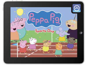 Peppa Pig Ipad game