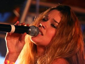 Joss Stone performs at Woodstock69 at Bloemendaal Beach in Bloemendaal, Holland - 07.06.12 Mandatory Credit: Anneke Ruys/WENN.com
