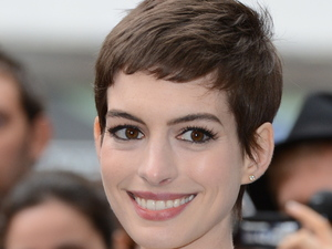 Anne Hathaway The European Premiere of 'The Dark Knight Rises' held at the Odeon West End - Arrivals. London, England - 18.07.12 Credit: (Mandatory): WENN.com