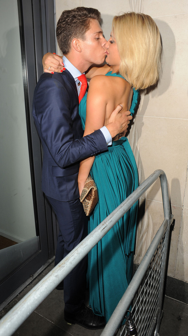 Joey Essex and Samantha Faiers