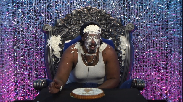 Big Brother 2012: Time Pies task