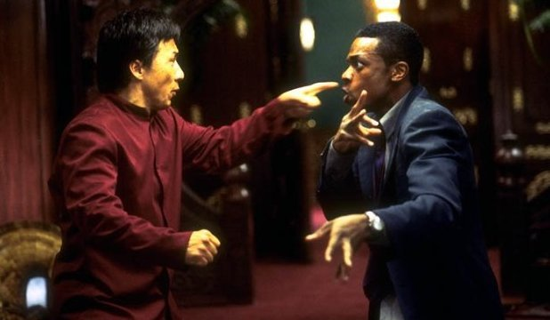 "Jackie Chan And Chris Tucker Rush Hour 2 ""i am working on rush hour 4"