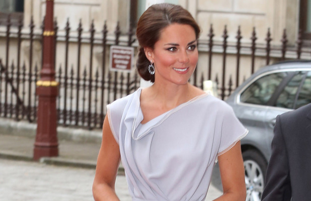 Catherine, Duchess of Cambridge (aka Kate Middleton) The UK's Creative Industries Reception supported by the Foundation Forum, at the Royal Academy of Arts London, England