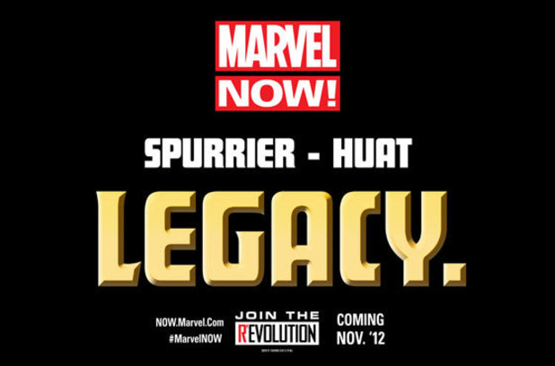 Marvel NOW! Promo: Spurrier - Huat, Legacy