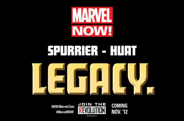 Marvel NOW! Promo: Spurrier - Huat, Legacy