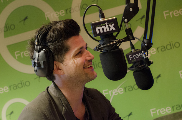Danny O'Donoghue for Free Radio