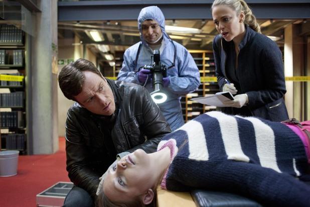 Toby Stephens in 'Vexed'
