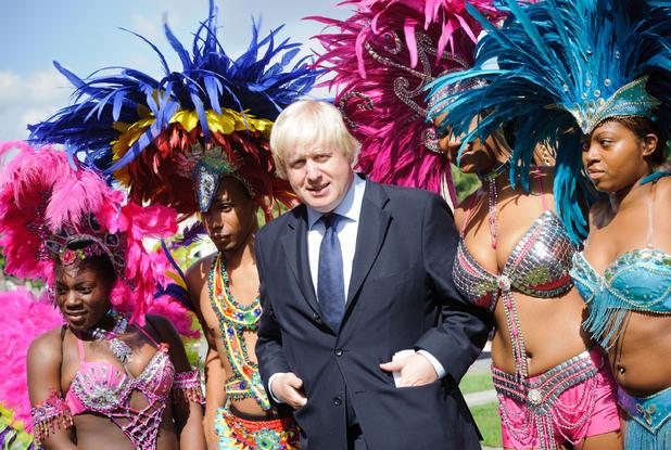 Boris Johnson Genesis Mas