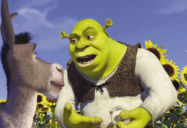 Donkey Shrek (2001)
