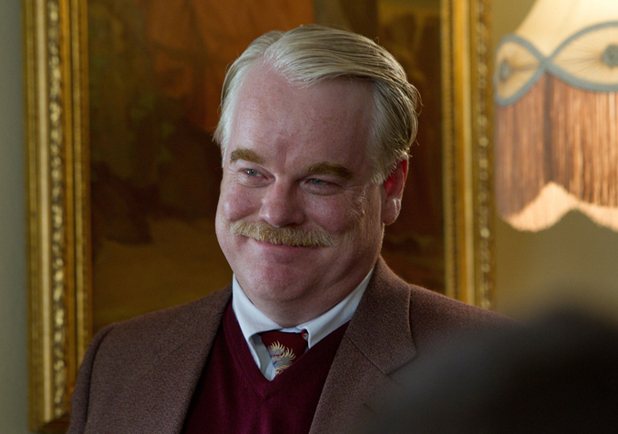 Philip Seymour Hoffman in 'The Master'