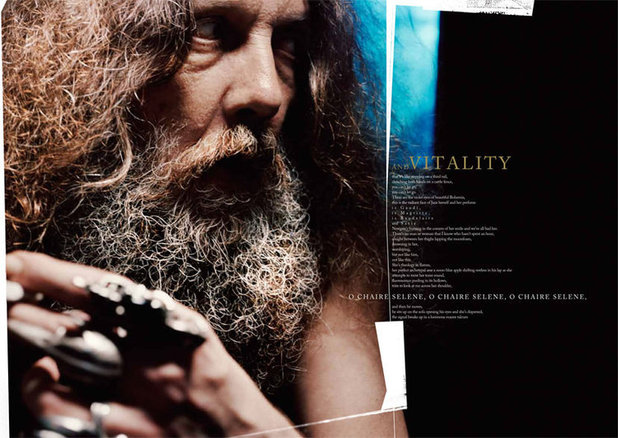 Alan Moore's 'Unearthing' book unveiled